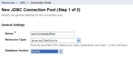 connection pool basics